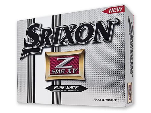 SRIXON Z-STAR XV - golfový míč