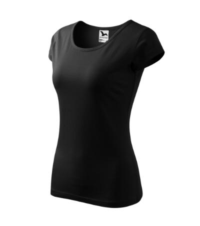 Tričko dámské Pure černá 3XL