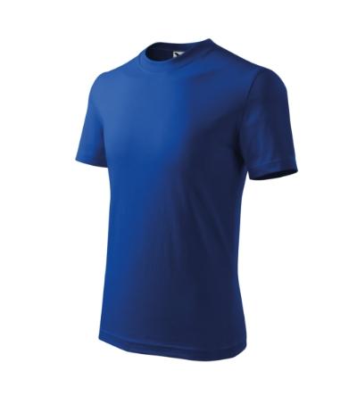 Tričko dětské Basic královská modrá 10 let