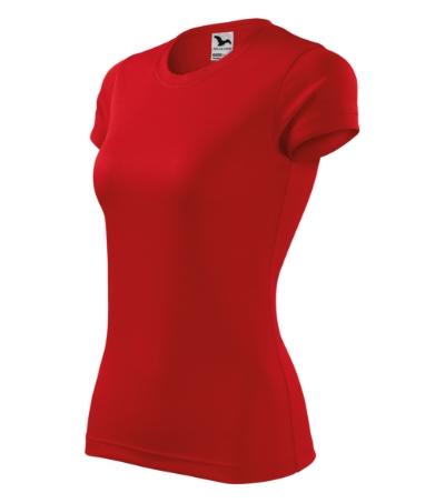 Tričko dámské Fantasy červená 2XL