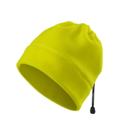 HV Fleece Čepice Practic reflexní žlutá
