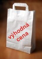 papírové tašky s plochým uchem