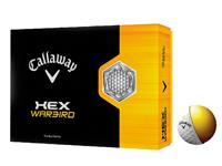 CALLAWAY HEX WARBIRD - golfový míč