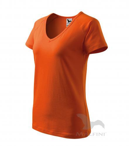 Dream tričko dámské oranžová S