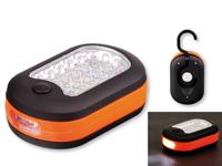 CAMPER - pracovní svítilna s 24x3 LED a magnetem