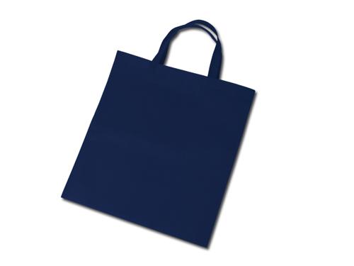 TAZARA - nákupní taška - modrá
