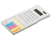 ZIGGY - kalkulačka s post it lepícími papírky a kuličkový
