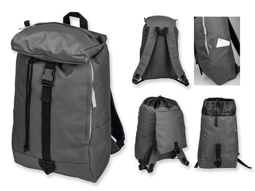 GAVAN - polyesterový batoh, 600D