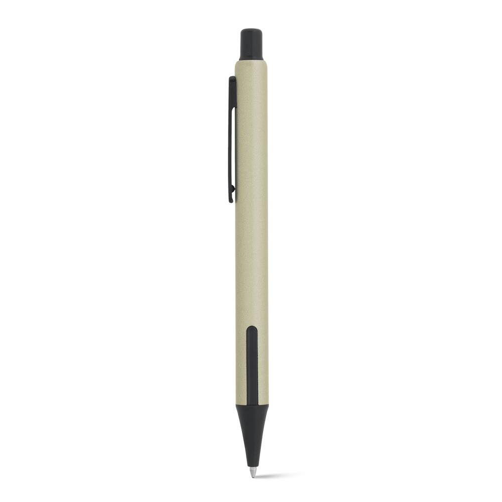 Kuličkové pero - Kuličkové pero. Hliník. o11 x 139 mm