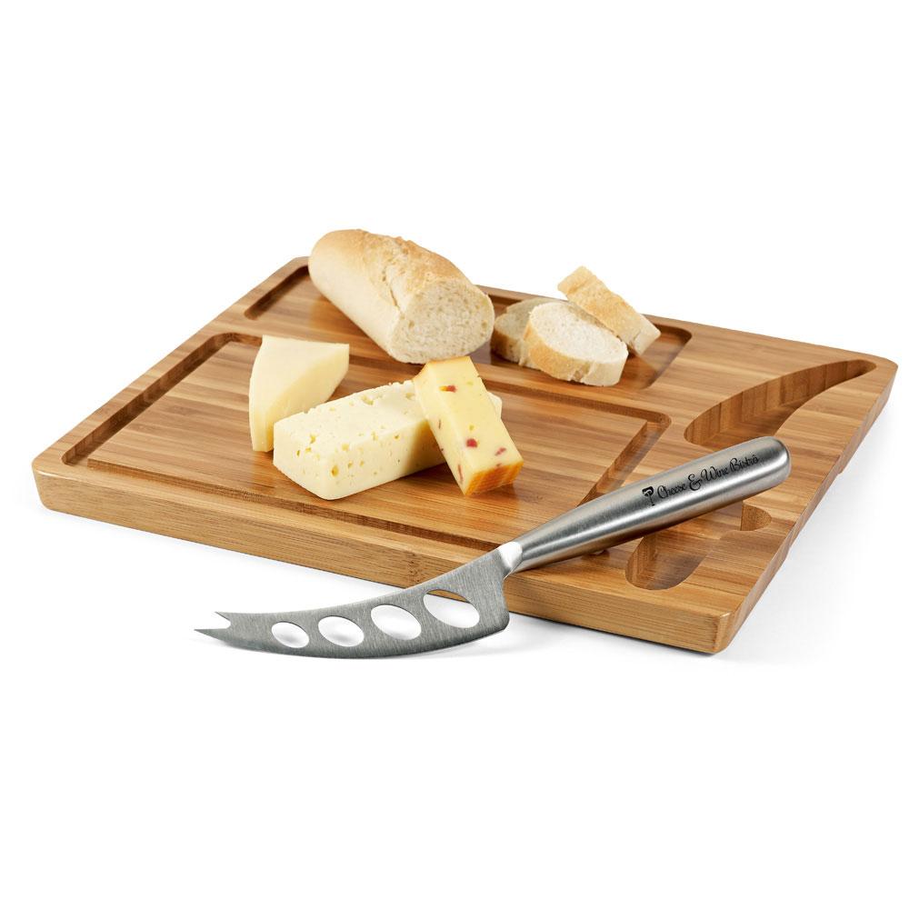 MALVIA. Prkénko na sýr