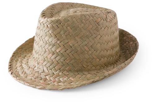 Zelio slámový klobouk
