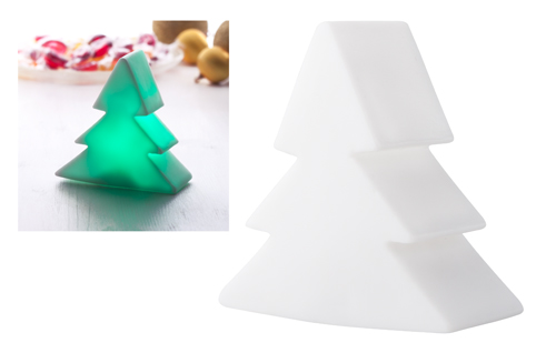Juletre vánoční světlo
