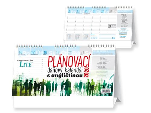 TIPY NA CYKLOVÝLETY - stolní kalendář týdenní