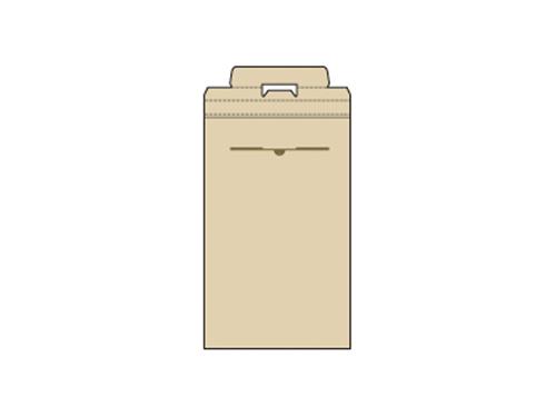 OBAL - Kartonová obálka 34x54,5 cm