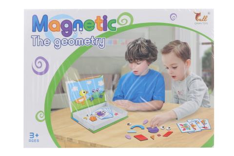 Magnetická stavebnice - geometrické tvary