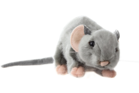 Plyš Myš 18 cm