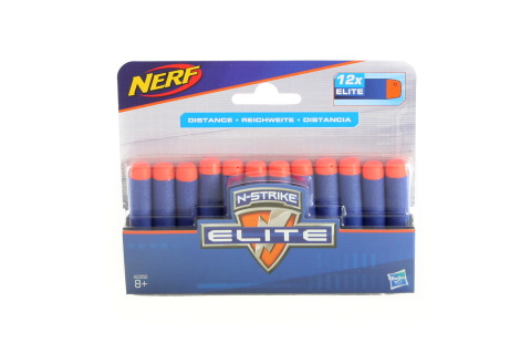 Nerf Elite náhradní šipky 12 ks