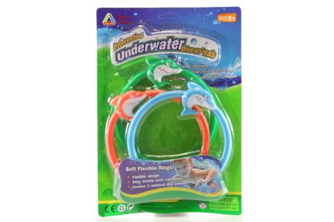Kroužky do vody