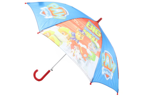 Deštník Tlapková patrola vystřelovací