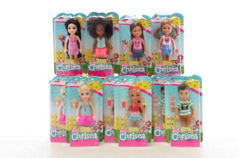 Barbie Chelsea DWJ33