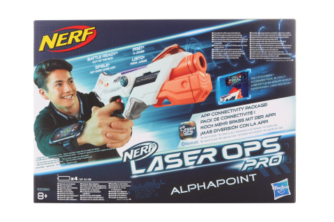 Nerf Laser Ops Pro  Alphapoint TV 15.1.-30.3.2019