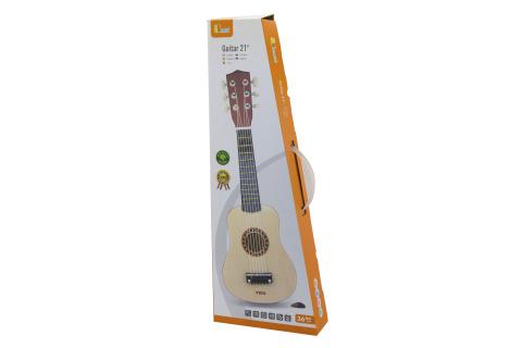 Dřevěná kytara