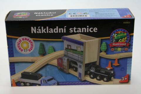 Maxim Nákladní stanice