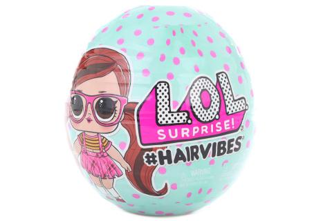 L.O.L. Surprise #Hairvibes Česatice, PDQ TV1.7.-30.9.2020