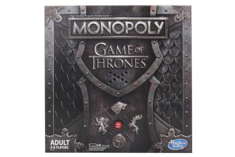 Monopoly Hra o trůny ENG