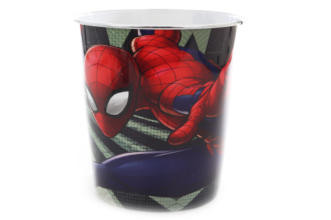 Odpadkový koš Spiderman