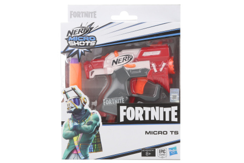 Nerf Microshots Fortinte TS