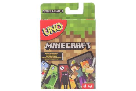 Uno Minecraft FPD61