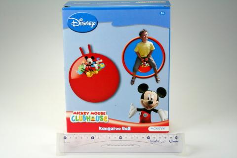 Skákací míč d 50cm - Mickey Club House