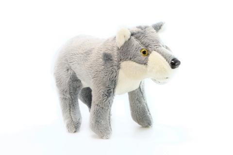 Plyš Vlk
