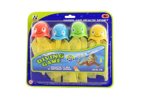 Chobotničky na potápění