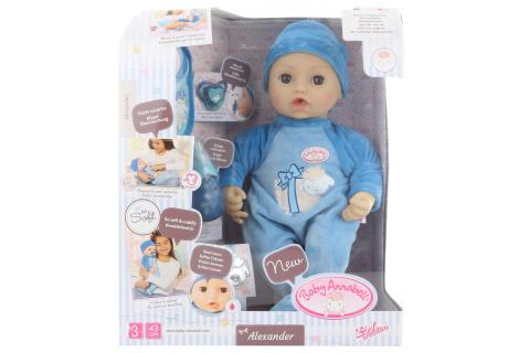 Baby Annabell Alexander, 43 cm TV 1.9. - 31.12.2020