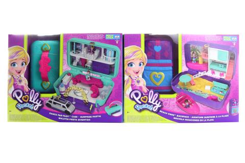 Polly Pocket Tajná místa FRY39