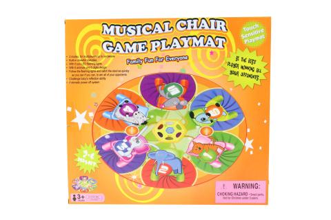Koberec Hra se židlemi