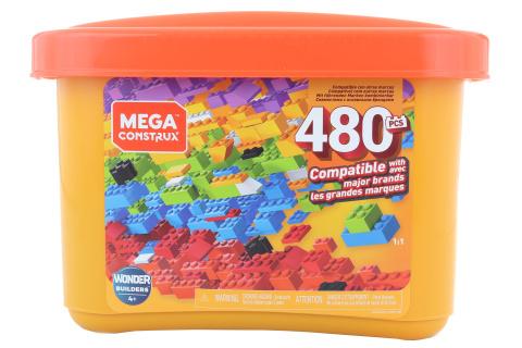 Mega Construx kid (500) GJD23