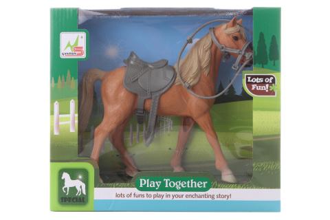 Kůň hnědý