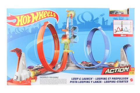 Hot Wheels Akční smyčka GRW39