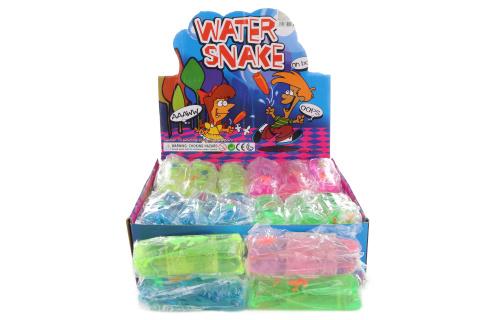 Vodní had se zvířátkem 24/bal