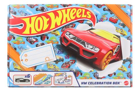 Hot Wheels Dárkový box GWN96  TV 1.4.-30.6.2021
