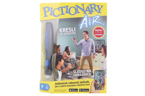 Pictionary Air CZ GWT10 TV 1.10.-31.12.2021